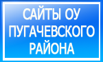Сайты образовательных учреждений Пугачевского района